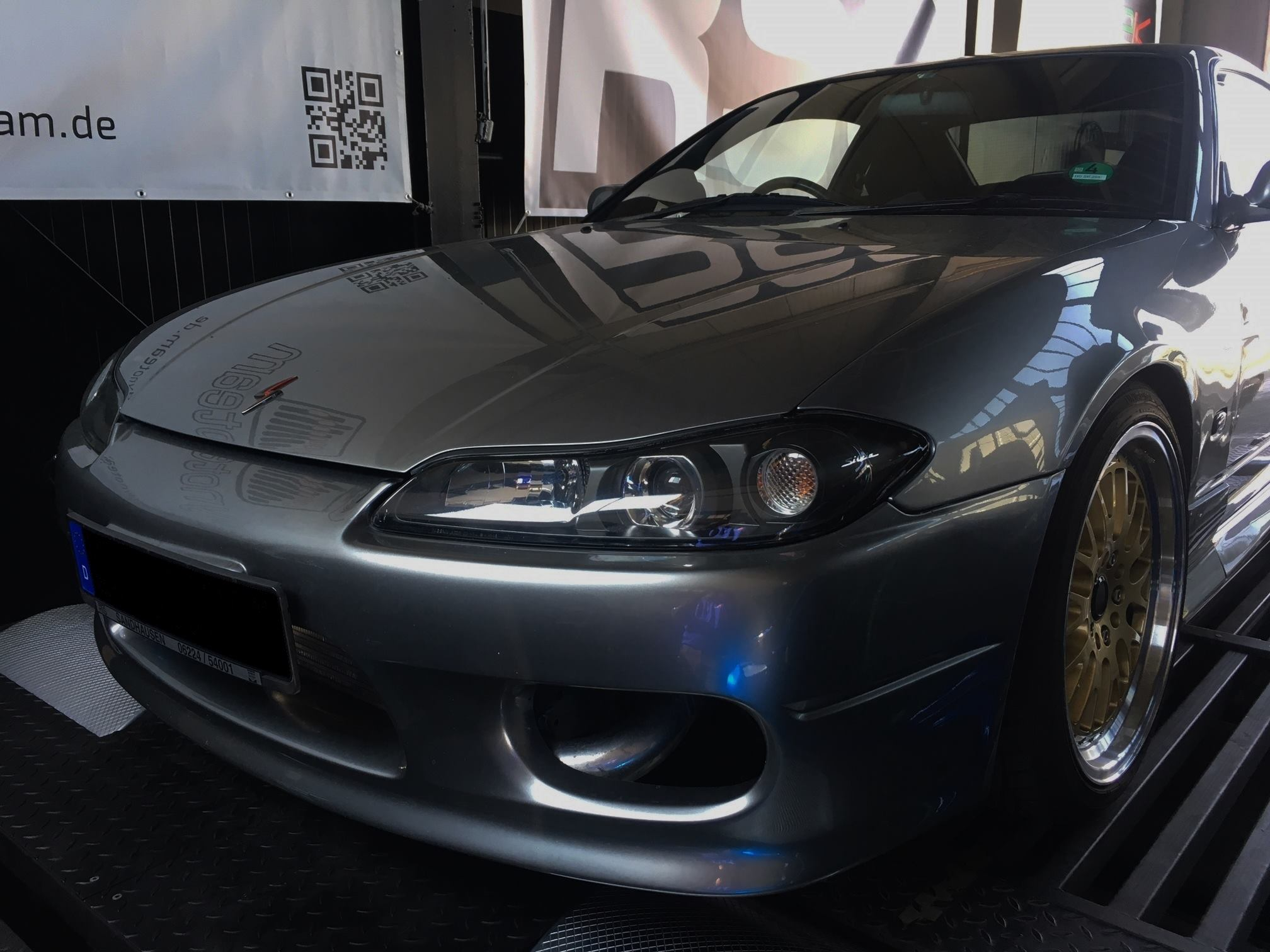 Nissan Silvia S15 Spec R RSC mapping