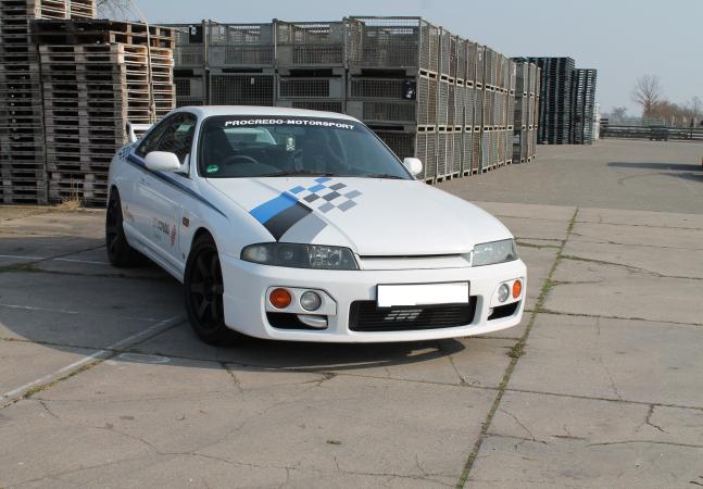 Referenzen - Nissan Skyline R33 GTS-T