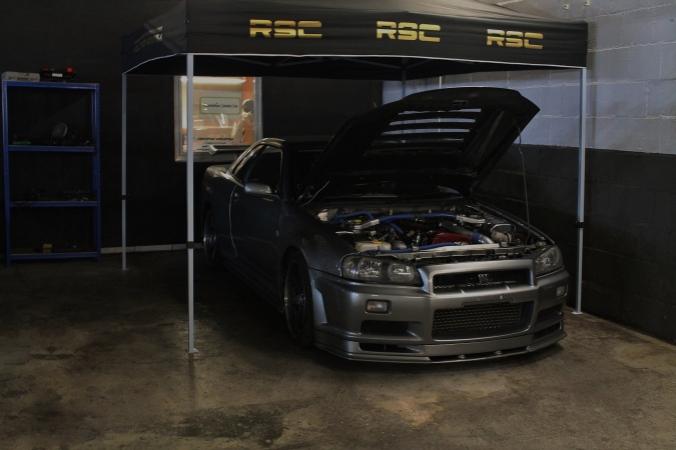 Referenzen - Nissan Skyline R34 GTR VSPEC