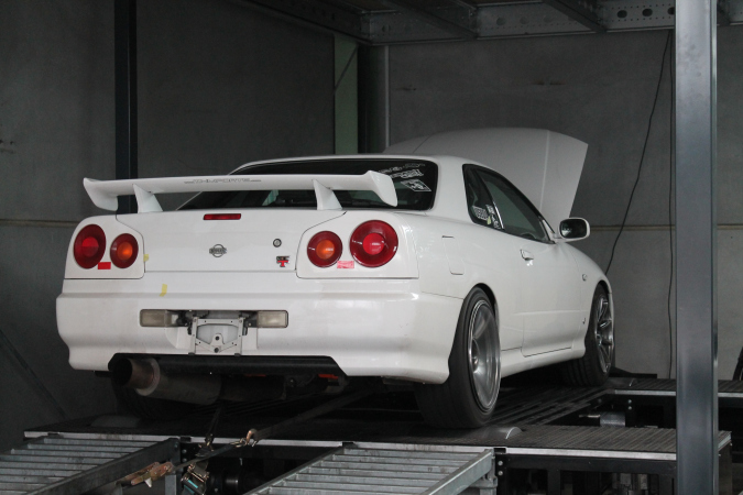 Referenzen - Nissan Skyline R34 GTT