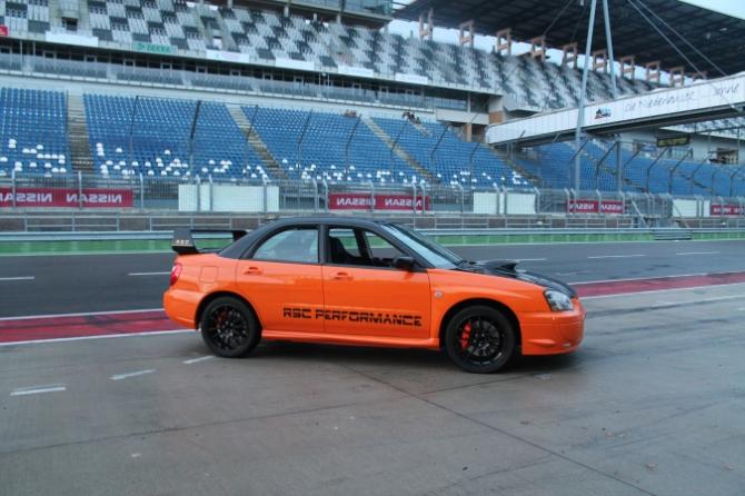 Referenzen - Subaru Impreza WRX STI 2