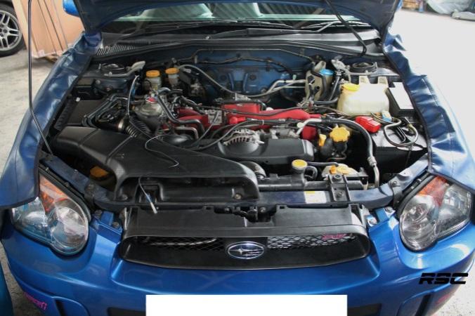 Referenzen - Subaru Impreza WRX STI