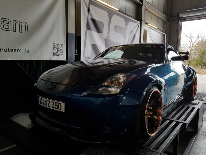 Nissan 350Z widebody