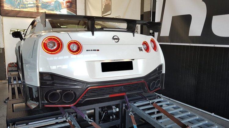 Nissan GT-R Nismo RSC EcuTek Abstimmung