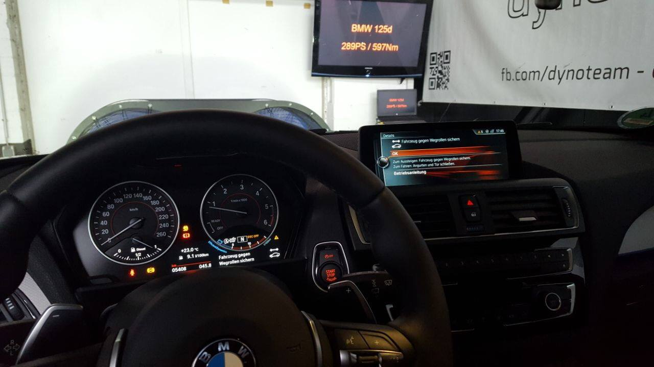 BMW 125 120d RSC RevolutionSportsCar