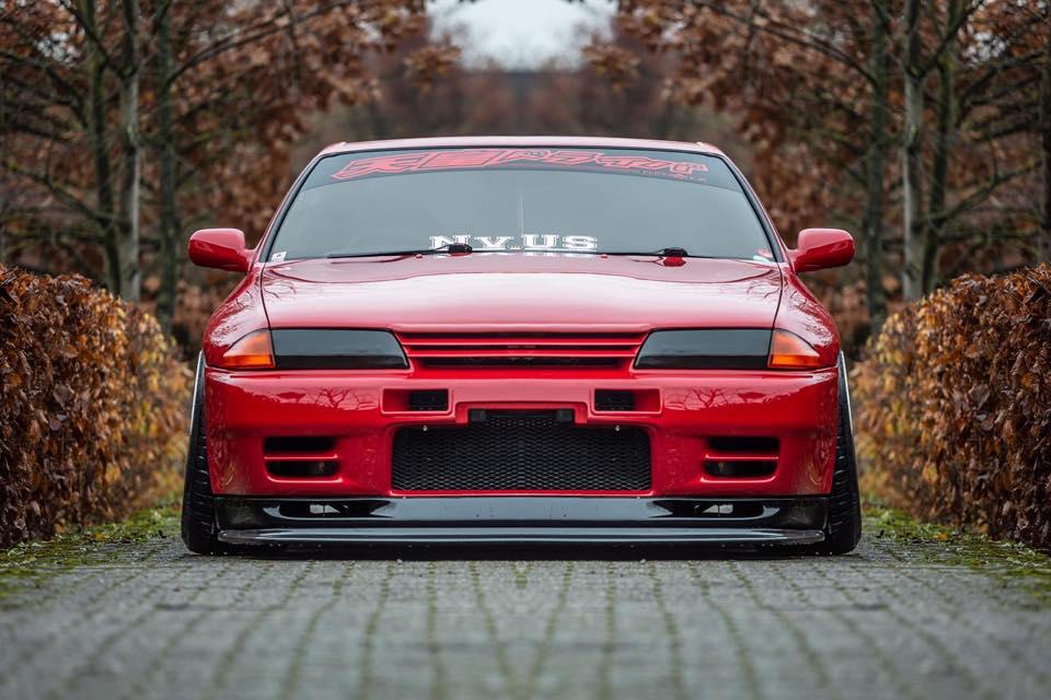 Nissan Skyline R 32 GTR BNR32 Sven OX Link G4+ RSC RevolutionSportscar
